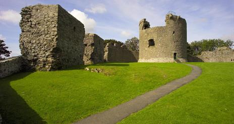 Dundrum Castle