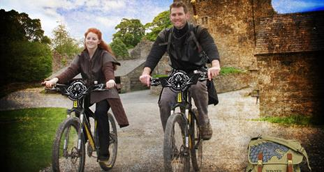 Game of Thrones® Tour – Filming Locations Cycle Tours at Winterfell Castle
