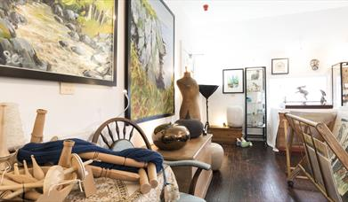 Top Floor Art Gallery and Open Studios